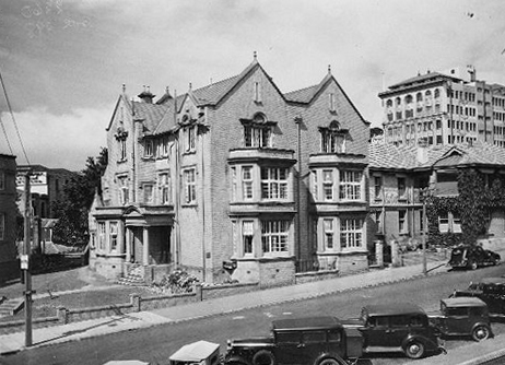Turnbull House, 1930s