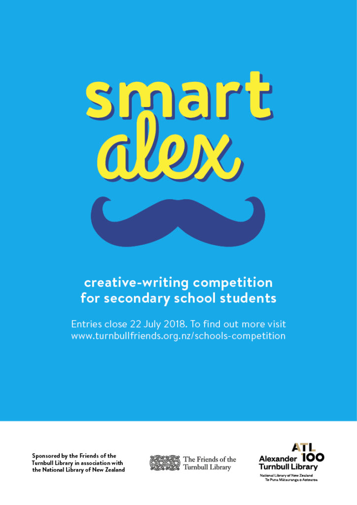 """<a href=""""https://turnbullfriends.org.nz/wp-content/uploads/2018/03/ATL-2018-Smart-Alex-competition.pdf"""">Download the high-res PDF poster</a>"""